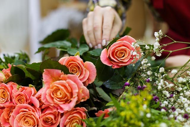 Voňavé růže s doručením na libovolné místo