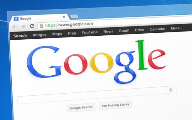 google vyhledávací stroj