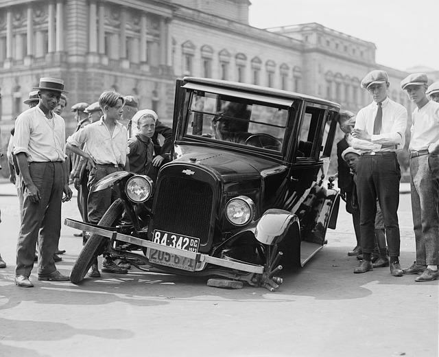 muži u nehody