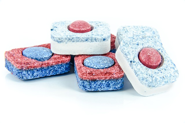 Tablety do myčky nádobí